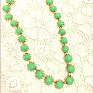 J. Crew Jewelry - 💚HURRY💚J.Crew Green Necklace 💚💚💚💚💚💚💚💚