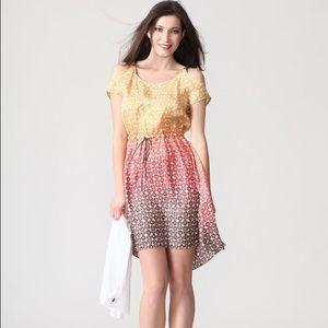 Cynthia Steffe Vive Silk Dress