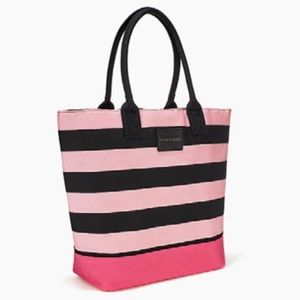 Victoria's Secret Large Canvas Tote, NWT