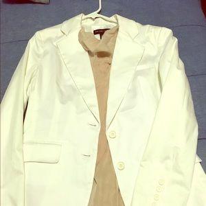 New York & Company Tops - Sleeveless Silk Blouse and NY&Company Blazer