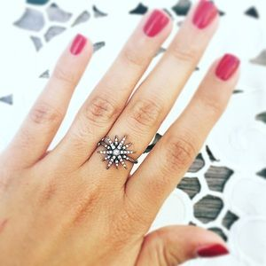 Jewelry - Starburst Ring