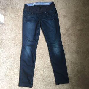 Gap Maternity Always Skinny Jeans SZ 28/6