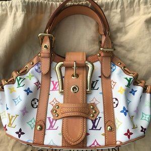 Louis Vuitton Handbags - Authentic Louis Vuitton Multicolor Theda GM Bag