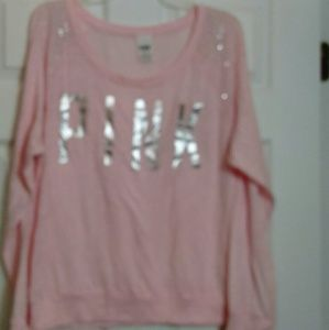 Tops - Pink brand top