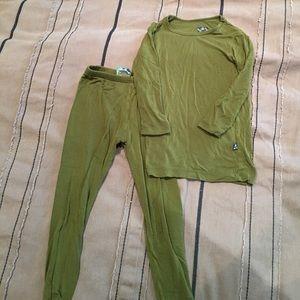 Kickee Pants Other - Green Kickee Pants