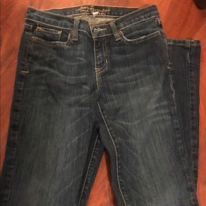  Abercrombie and Fitch Bootcut Jean