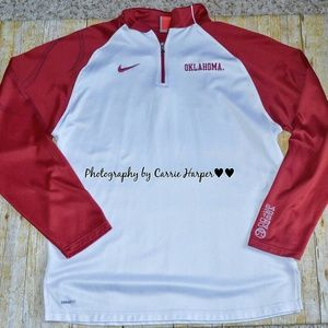 Nike Tops - NikeFit Long Sleeve Top OU Size Small