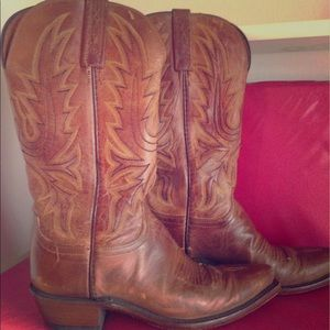Lucchese Shoes - Lucchesse cowboy boot