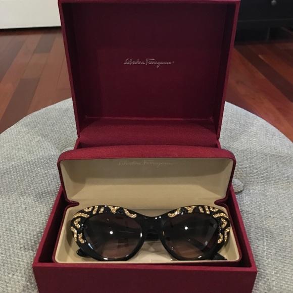 ce8678329b Ferragamo Accessories - Salvatore Ferragamo Limited Edition Sunglasses