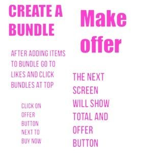 🛍🛍Bundle & Offer🛍🛍