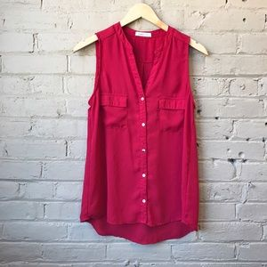 Tops - Size S button front top