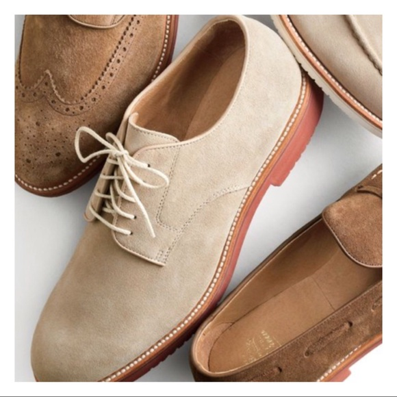 J. Crew Shoes - Mens J. Crew Kenton Suede Bucks