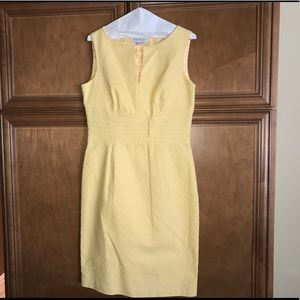 Kay Unger Dresses & Skirts - KAY UNGER Yellow Dress (Size 10)