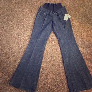 Three Seasons Maternity Denim - 🆕💕Dark blue jean maternity jeans