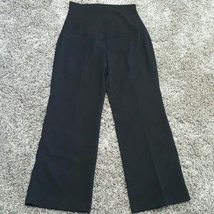 Thyme  Pants - Thyme Maternity Stretch Pants sz M