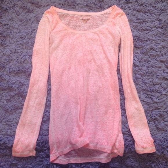 American Eagle Outfitters Tops - Pink AE top