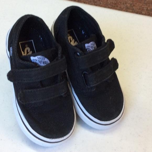 Black Toddler Velcro Atwood Vans! M 58e81e524225be166000e80f 3cb6b8bf2c6c