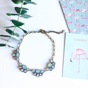 J. Crew Jewelry - 🌸SPRING SALE🌸J. Crew blue statement necklace