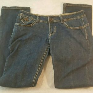 Dereon Denim - Dereon Size 9/10 Beyonce Denim Pants