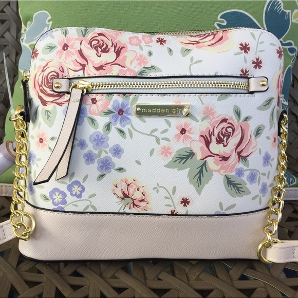 Madden Girl Bags | Floral Crossbody Purse