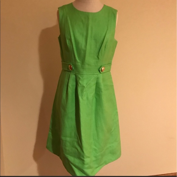 Shoshanna Dresses - Shoshanna Dress Gold buttons