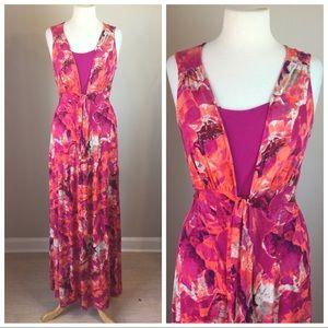 Liz Lange for Target Dresses & Skirts - Liz Lange summer maternity Maxi Dress