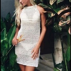 Other - Crochet swim cover-up