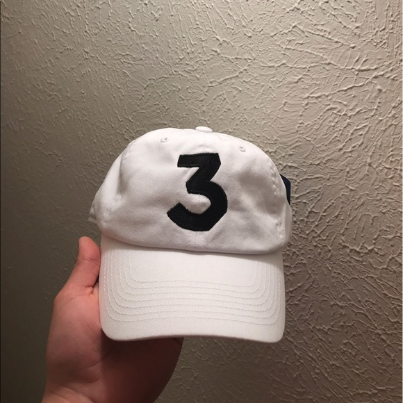 28572415dbd Chance The Rapper Dad Hat Strapback Caps
