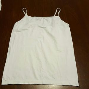 Daisy Fuentes Other - Daisy Fuentes White my favorite seemless cami