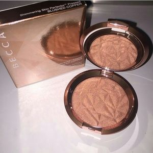 Becca LE Blushed Copper Shimmering Skin Perfector