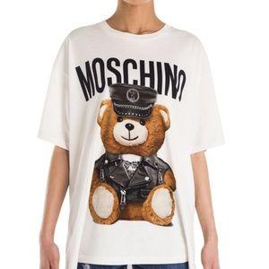 Moschino style T-shirt