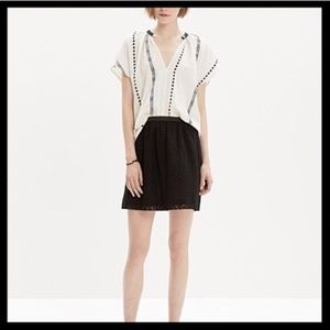 Madewell Threadwork Skirt