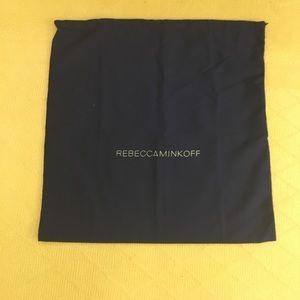 Rebecca minkoff dust bag