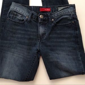 Guess Other - Men's GUESS MCCRAE ULTRA-SLIM JEANS DRK Wash
