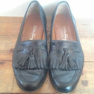 2xist Other - Authentic Ferragamo Mens Leather Loafers