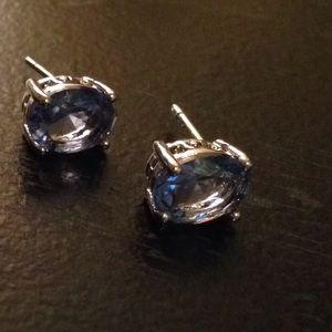 Jewelry - 925 tanzanite stud earrings