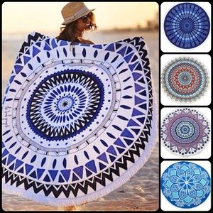 Tillie Creek Clothing Other - Bohemian Mandela Beach Wrap Blanket Towel