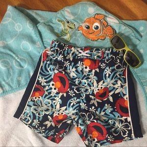 Sesame Street Other - Elmo swim shorts NWOT