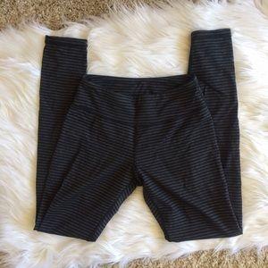 Kyodan Pants - Kyodan Stripe Leggings