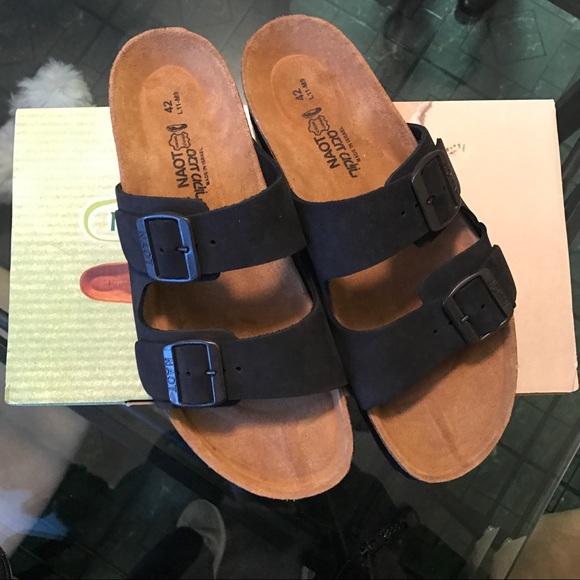 a2c6176db9d3 Naot Santa Barbara Sandals like Birkenstock
