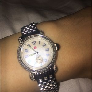 Michele Accessories - Michele CSX mini diamond 💎 watch