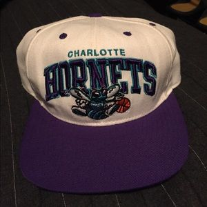 Mitchell & Ness Other - Charlotte Hornets SnapBack