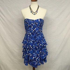 Cynthia Steffe Dresses & Skirts - Cynthia Steffe Silk Strapless Dress
