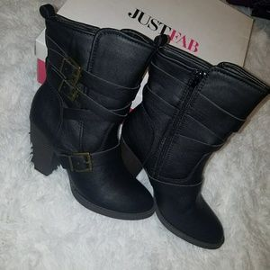 Just Fab Booties