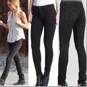 Habitual Denim - Habitual Believe Black Tea Skinny Jeans