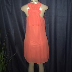 Dresses & Skirts - Coral  size M midi dress
