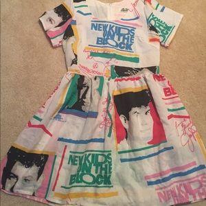Nkotb dress
