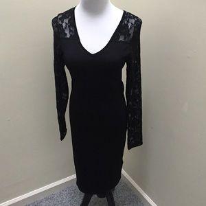 NWT Reiss Cheska Bodycon Lace Dress