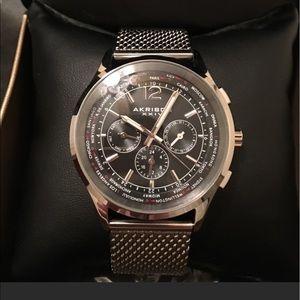 Luxury watch package - Three men's designer watchs