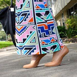 Mara Hoffman Dresses - Mara Hoffman Aztec Print Tank Maxi Dress
